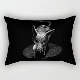 Egyptian Deities: Duamutef Rectangular Pillow