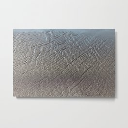 The Ocean's Art Metal Print