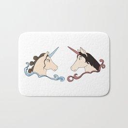 Reylo Unicorns Bath Mat