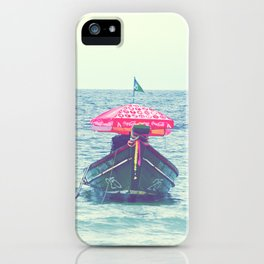 Thai Longtail iPhone Case