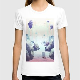 Edge of the Earth T-shirt