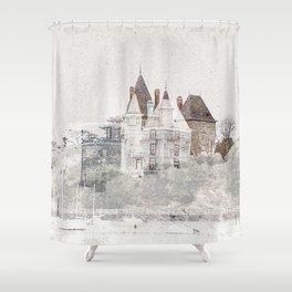- cast - Shower Curtain