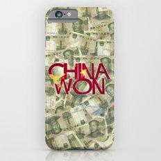 China Won iPhone 6s Slim Case