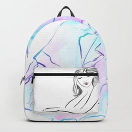 Ball Gown Backpack