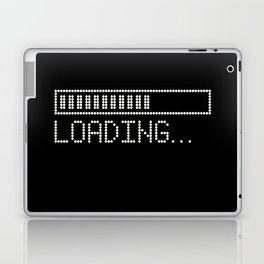 Loading Time Bar Laptop & iPad Skin