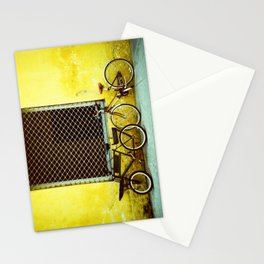 Bicycles Stationery Cards