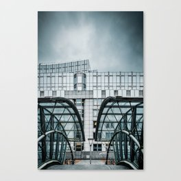 EU Canvas Print