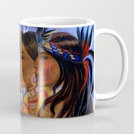 Morning Dancers Coffee Mug