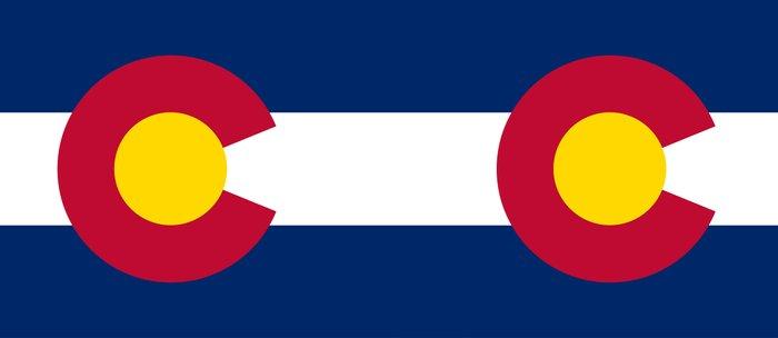 Colorado State Flag Coffee Mug