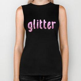 Glamorous Glitter  Biker Tank