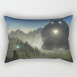 Mech-Toro Rectangular Pillow