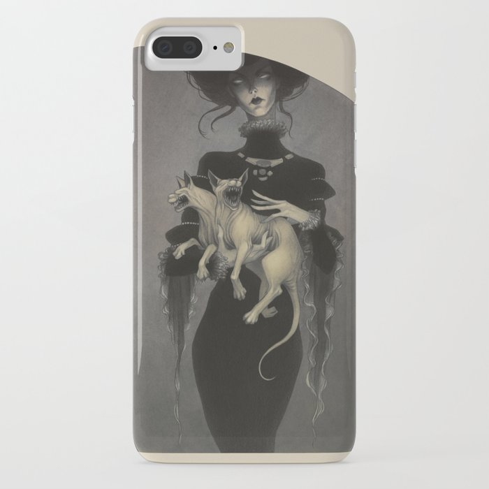 Monster Kitty iPhone Case