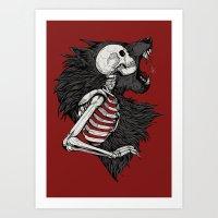 Lilith's Brethren  Art Print