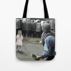 innocents takes no sides Tote Bag