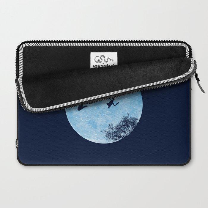 Go Big or Phone Home Laptop Sleeve