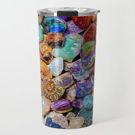 Rocks and Minerals, Geology Travel Mug
