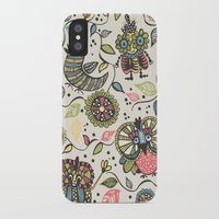 woodland iPhone & iPod Cases featuring Woodland by Sarah Doherty