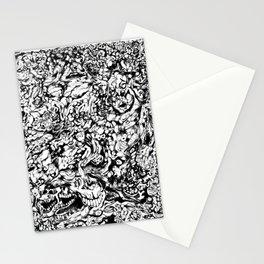 Mindless Rage Stationery Cards
