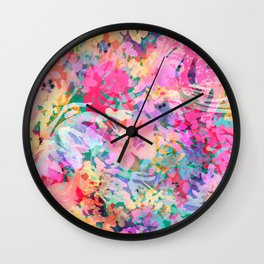 Cool Summer Morning Wall Clock