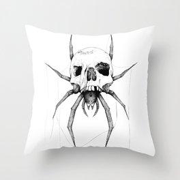 Skulltula Throw Pillow