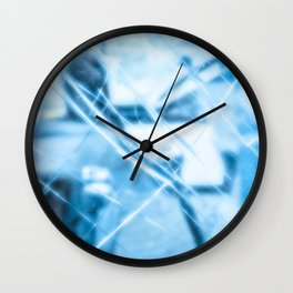 Shatterproof Dreams 02A Wall Clock