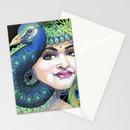 Mendhi Stationery Cards