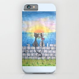 Dinner for two iPhone Case