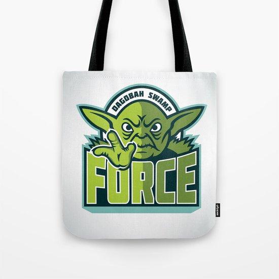 Dagobah Swamp Force Tote Bag