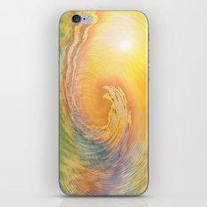 Cosmic Wave iPhone & iPod Skin