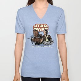 Chewie, We're Home Unisex V-Neck
