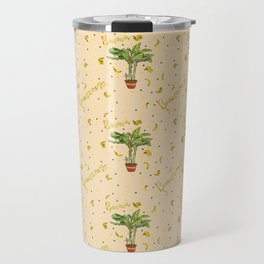 Banana Party Travel Mug
