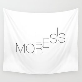 LESS Wall Tapestry