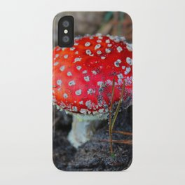 Toxic Beauty iPhone Case