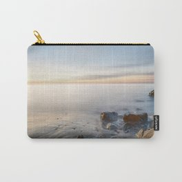 Sunset On The Cove Carry-All Pouch