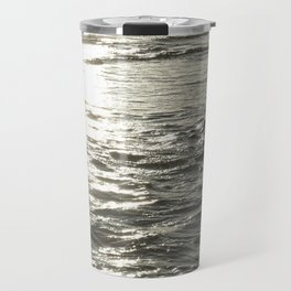 Silver Sea Travel Mug