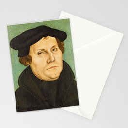 Martin Luther Stationery Cards