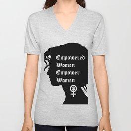 Empowered Women Empower Women 2019 Unisex V-Neck