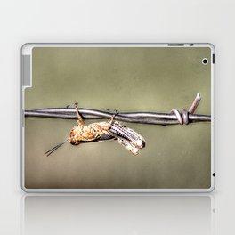 Hang on Baby Friday's Coming Laptop & iPad Skin