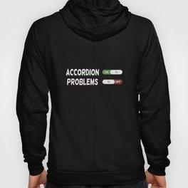 Accordion Accordionist Instrument Hoody