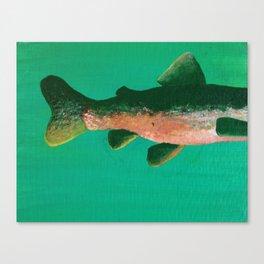 Fish 4: Fizz Canvas Print