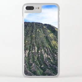 Bromo Clear iPhone Case