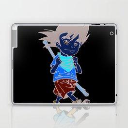 La leyenda del rey mono Laptop & iPad Skin