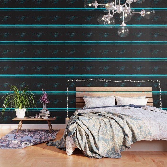 4k Resolution Neon Wallpaper Hd: Abstract Neon Blue Wallpaper