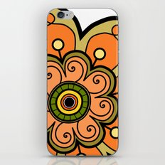 Flower 19 iPhone & iPod Skin