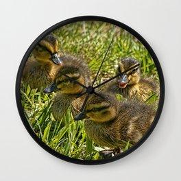 """The Jersey Boys"" Wall Clock"