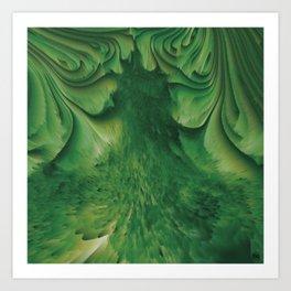 Swamp/ Art Print