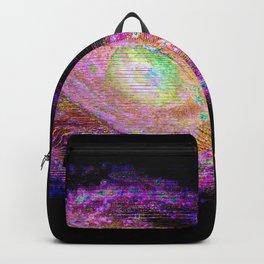 Glitch Galaxy Backpack