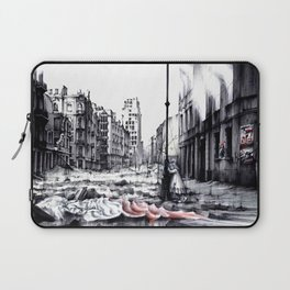 THE DEATH OF WARSAW Laptop Sleeve
