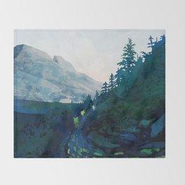 Heritage Art Series - Jade Throw Blanket