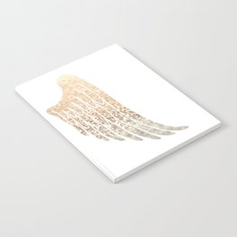 GOLD WINGS Notebook